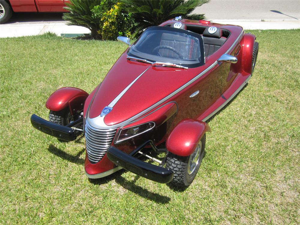 Fully restored Plymouth Prowler Go-Kart restored beyond original with many additional amenities. - Misc 1 - 108289