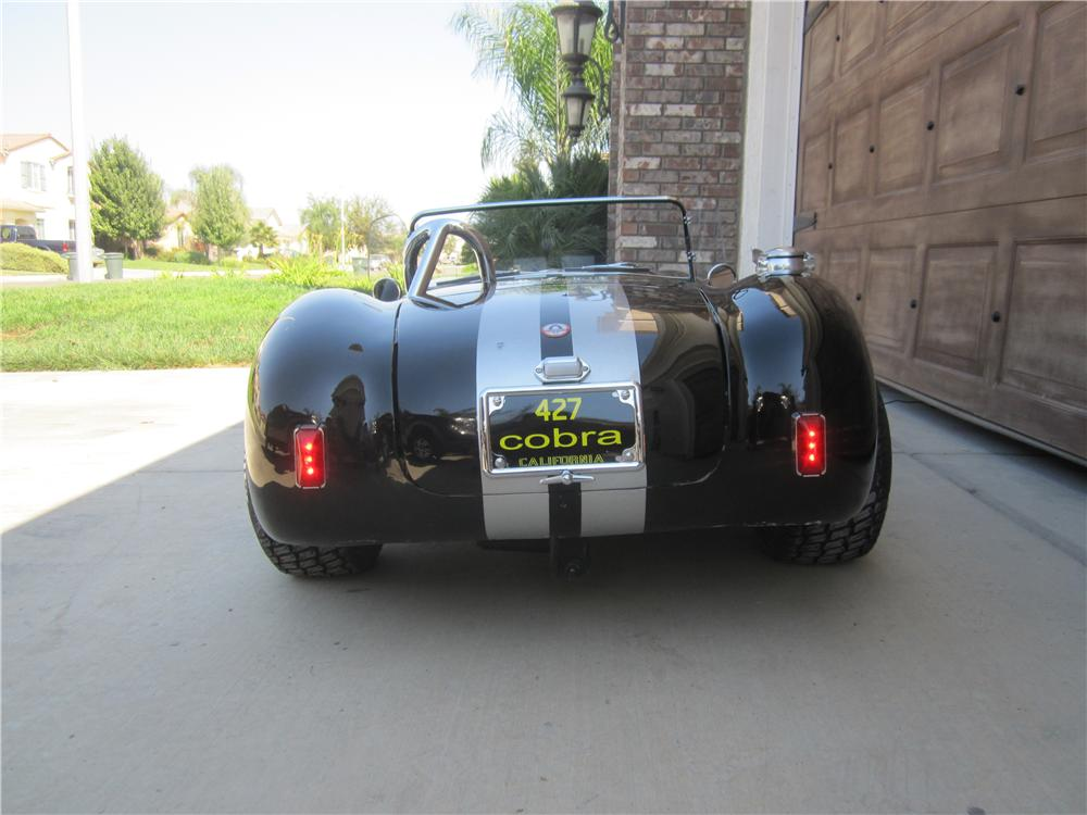 One of a kind 427 Cobra replica go-kart built by McLaren Restorations. - Misc 1 - 113250