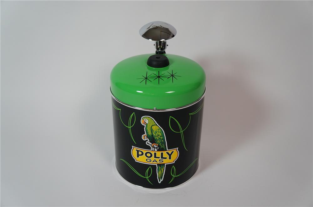 Choice 1940s AC Spark Plugs Polly Gas restored counter-top spark plug cleaner/servicer. - Front 3/4 - 133289