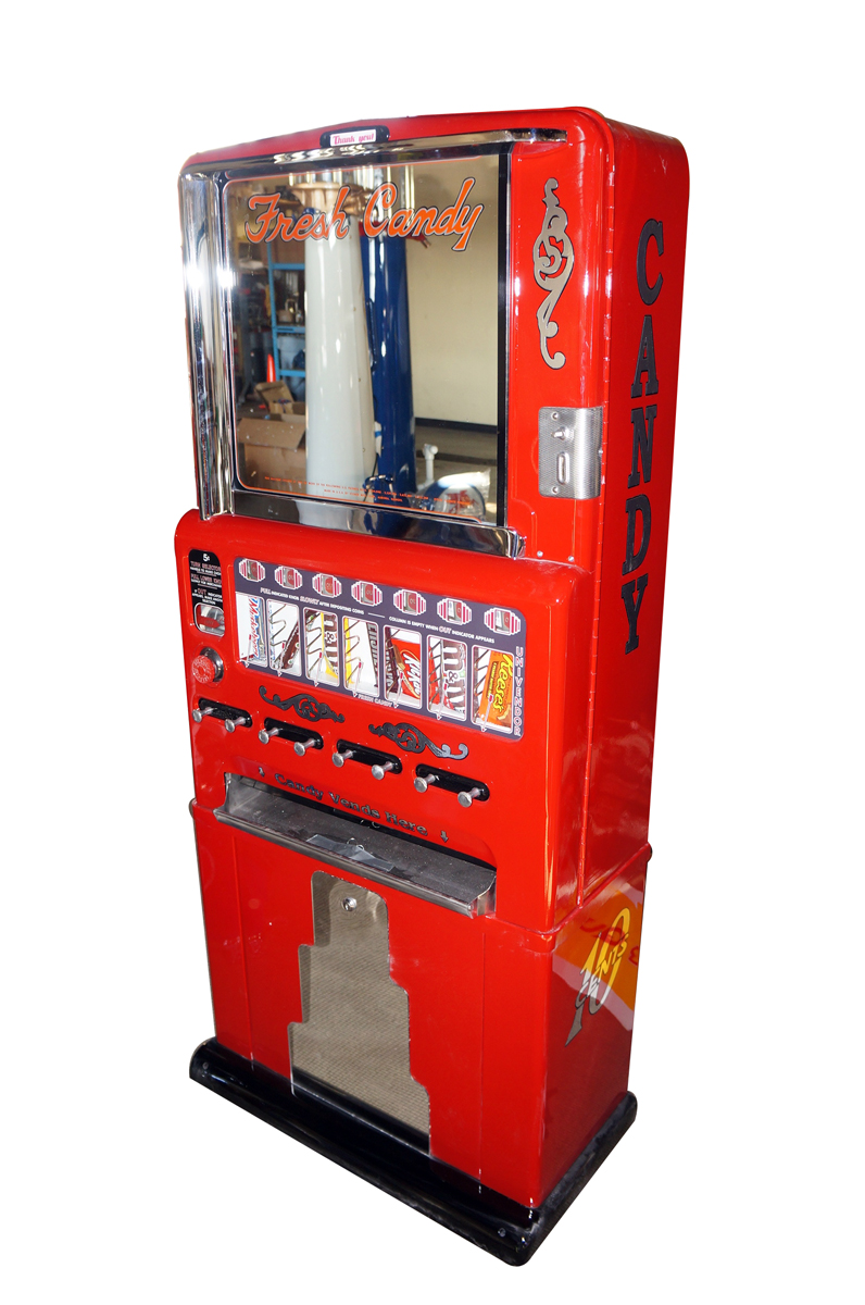 how to get free stuff from vending machines 2015