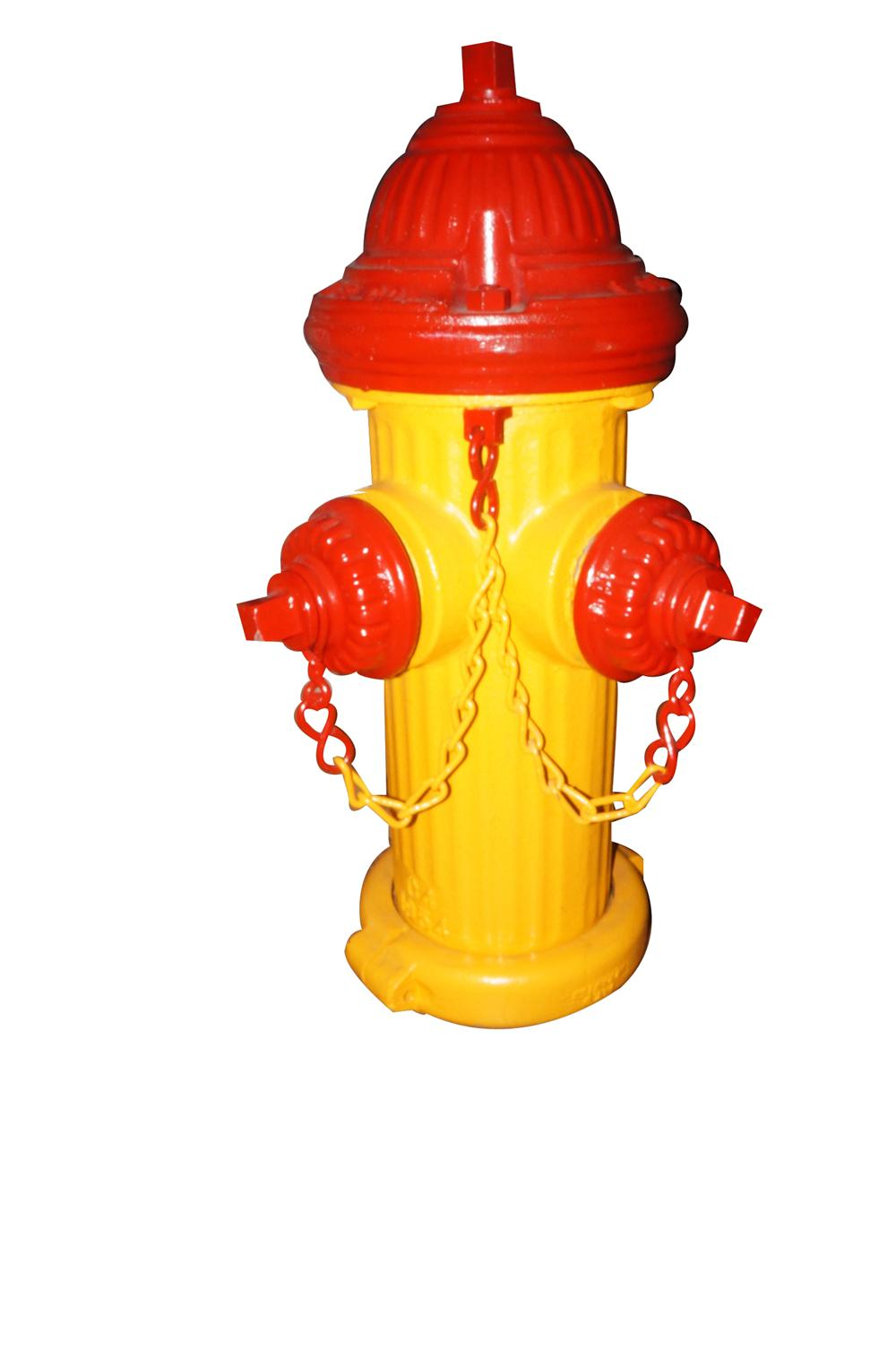 Nifty 1954 fire hydrant by A.P. Smith of New Jersey. - Front 3/4 - 139759