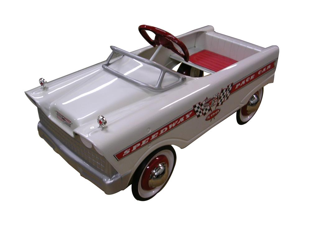 Early 1960s Murray Speedway Pace Car.  A complete high end restoration of an original car. - Front 3/4 - 151991