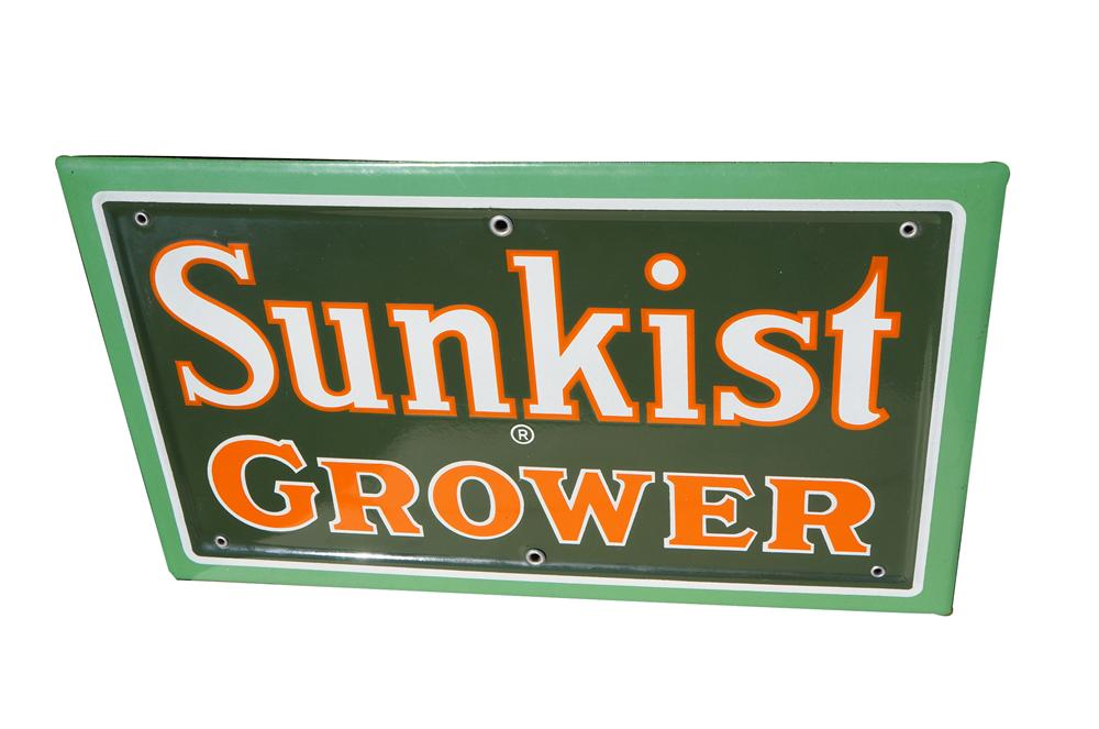 Seldom Seen N O S 1940s Sunkist Orange Growers Single Sided