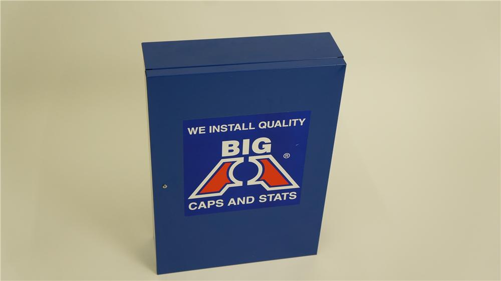 Big A Auto Parts Caps & Stats service department display cabinet found unused. - Front 3/4 - 174956