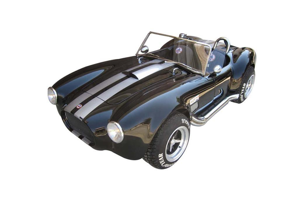 One of a kind 427 Cobra replica go-kart built by McLaren Classic Restorations. - Front 3/4 - 177985