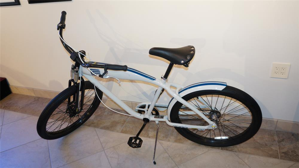 Limited Edition Shelby Cruiser Bicycle by Felt Industries. - Front 3/4 - 178974