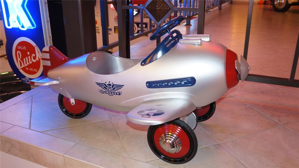 1941 Murray Pursuit Pedal Car airplane - Front 3/4 - 179453
