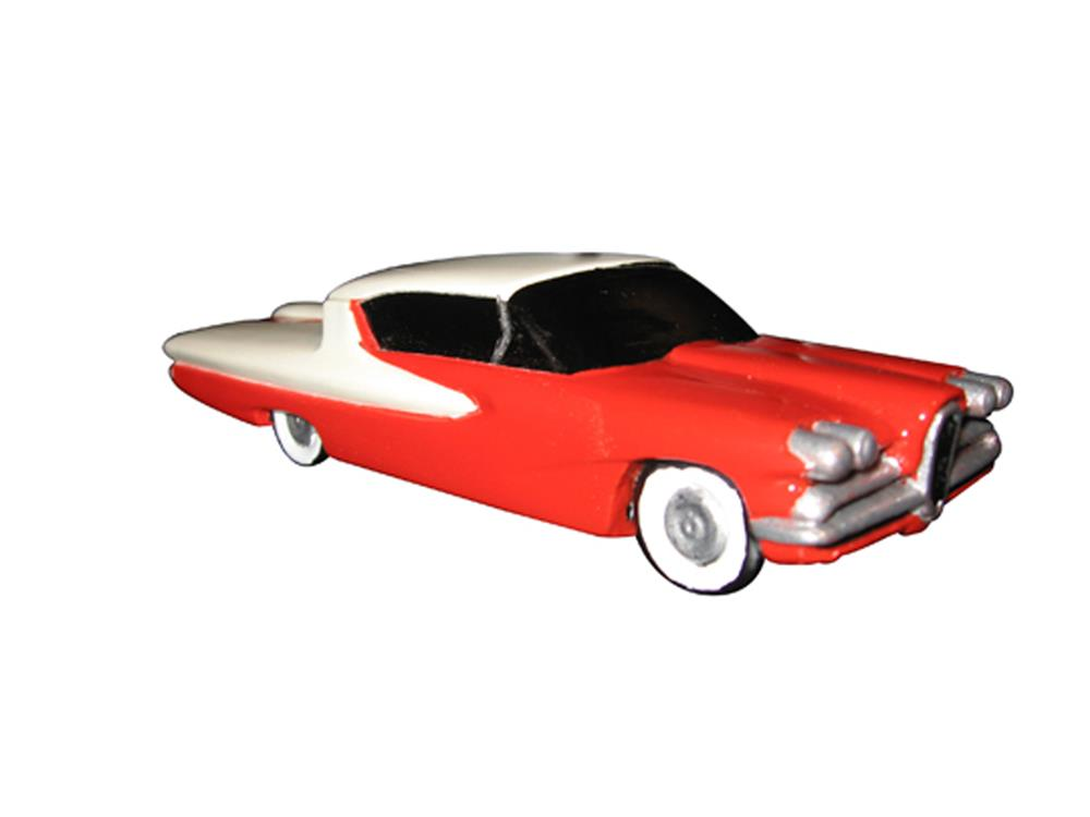 Interesting 1958 Edsel Prototype resin promotional model from the Ford Design studios. - Front 3/4 - 184812