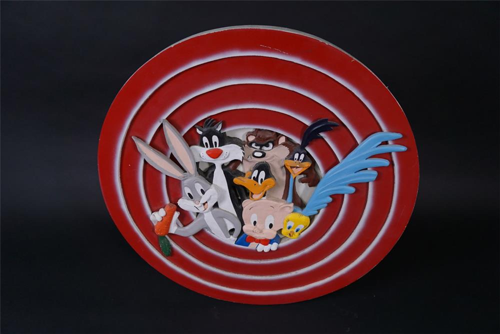 Vintage Warner Brothers Looney Tunes prototype display piece. - Front 3/4 - 190901