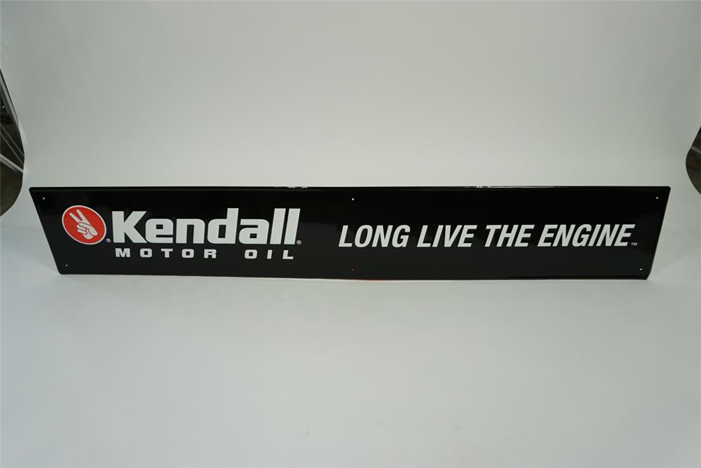 Nos kendall motor oil 39 long live the engine 39 single sided for Kendall motor oil distributors