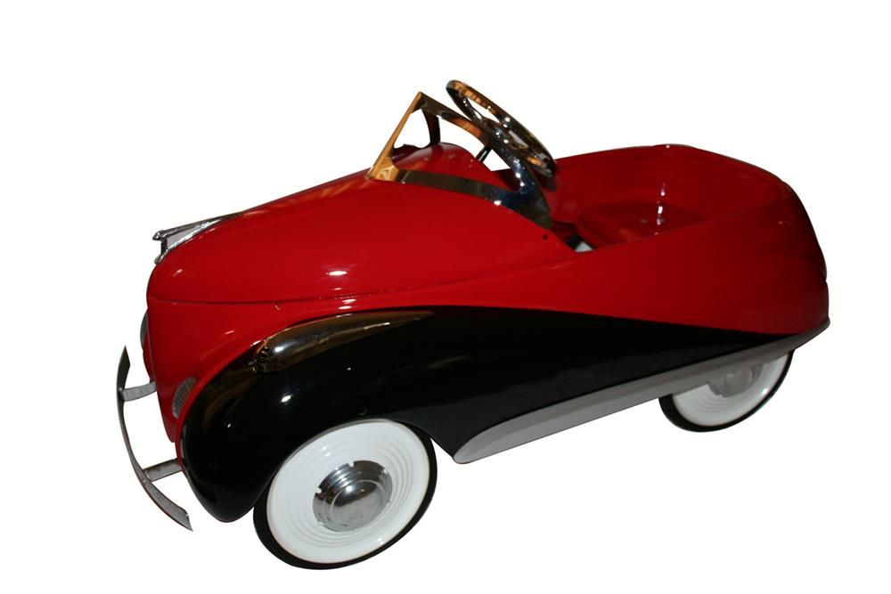Stylish 1941 Lincoln Zephyr Pedal Car By Murray