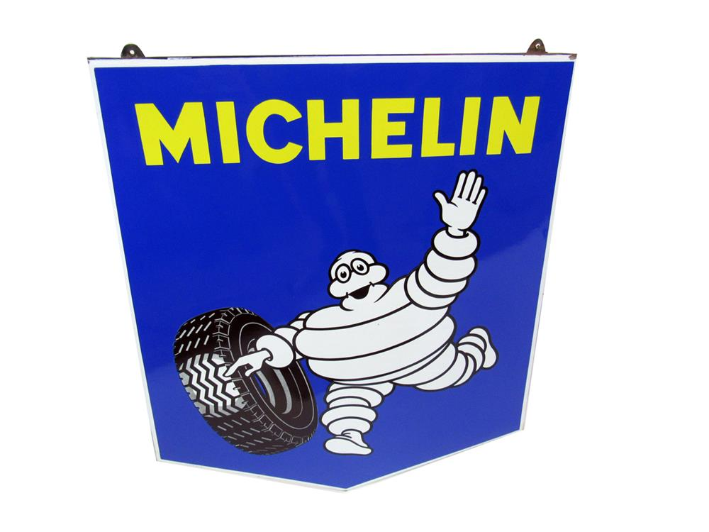 Beautiful 1950s Michelin Tires Single Sided Automotive