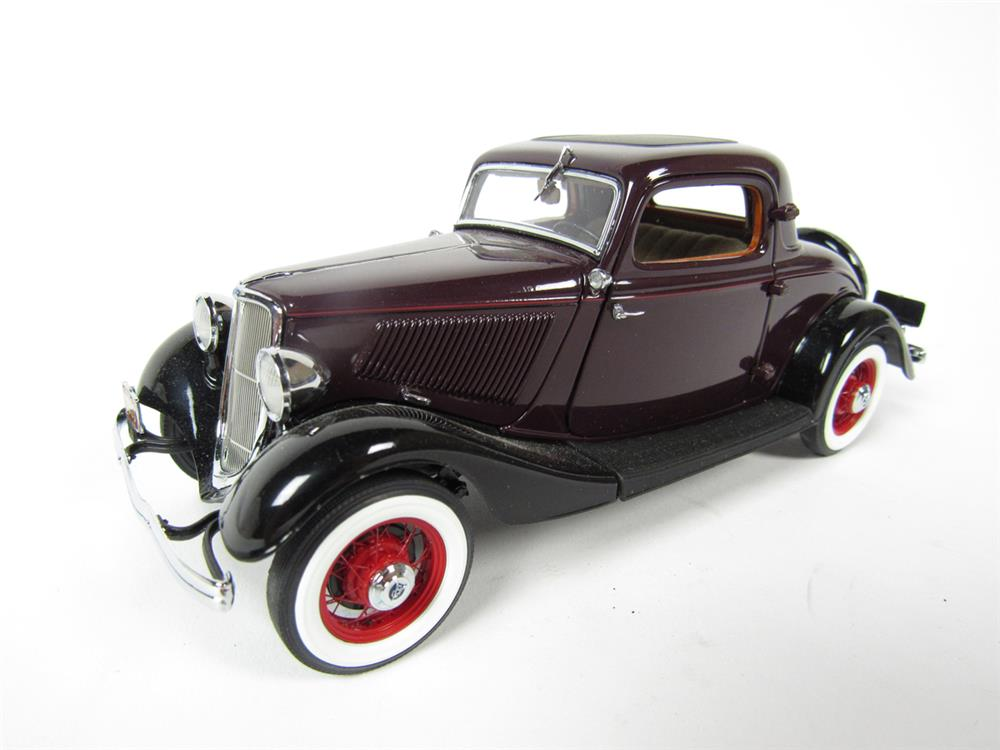 Ford West Palm Beach >> 1933 Ford Deluxe Coupe Danbury Mint 1:24 scale diecast model