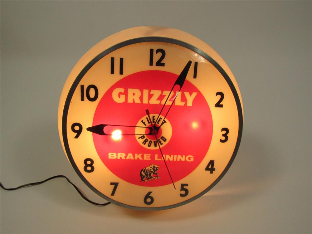 Grizzly Brake Lining : Neat s grizzly brake linings light up service station