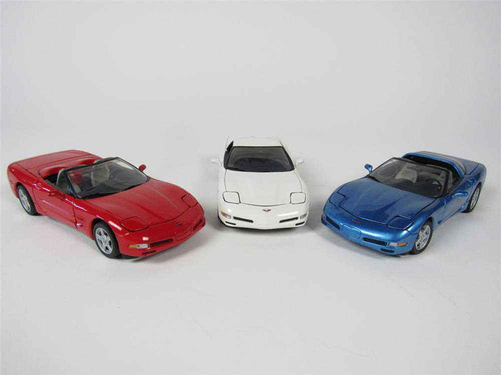 Whats My Car Worth Cast >> Limited Edition All-American Corvette Collection Franklin Min - 209006