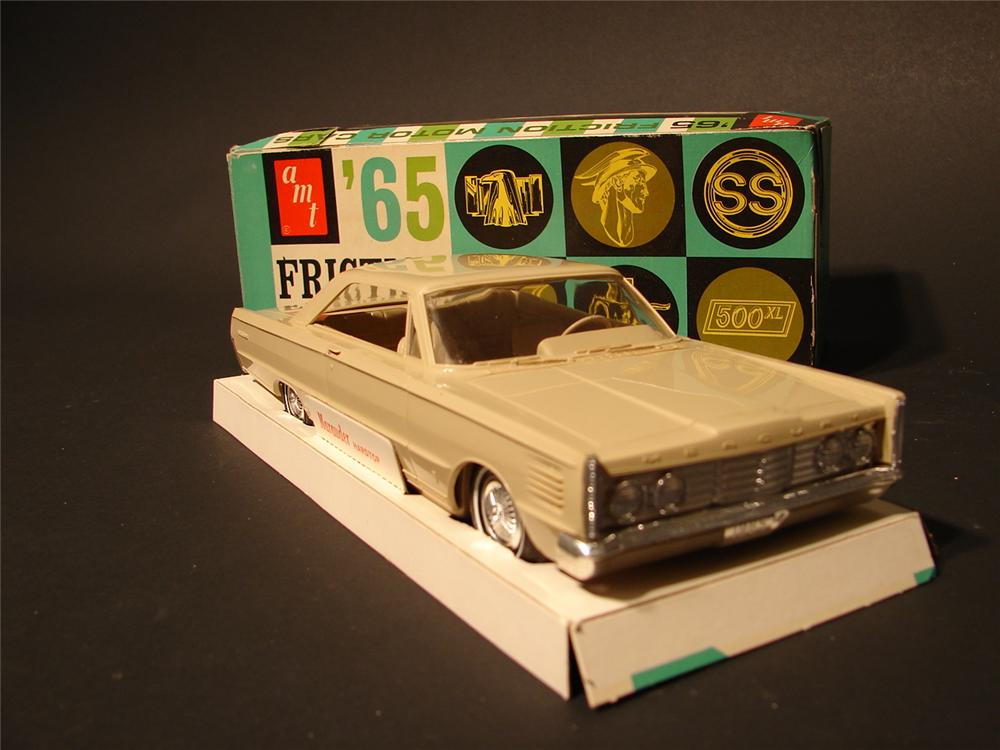 N.O.S. 1965 Mercury Marauder dealer promotional still in the original box. - Front 3/4 - 46770