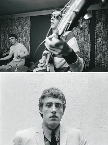 The Who - a set of five photographic prints of The High Numbers 1 out of 25 by Richard Rosse. - Front 3/4 - 47444