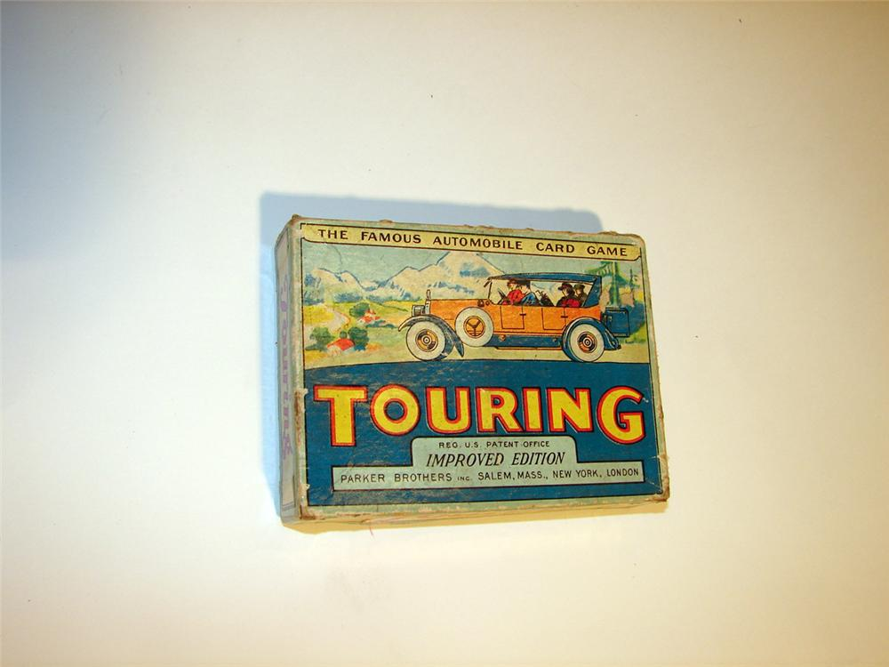 "Late teens - early 20s ""Touring"" the automotive card game. - Front 3/4 - 50707"