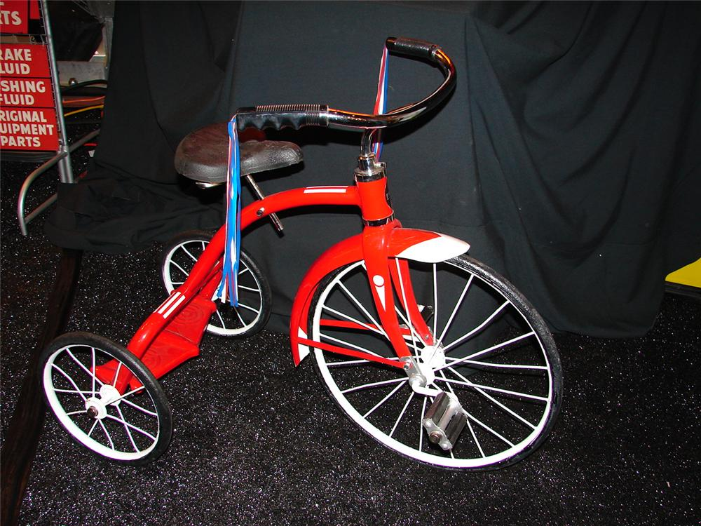 For Hard Rubber Tricycle Tires : S taylor restored childs pedal tricycle with hard
