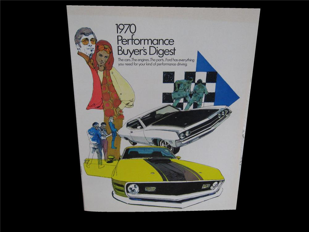 Killer Ford 1970 Performance Buyers Digest. - Front 3/4 - 79564