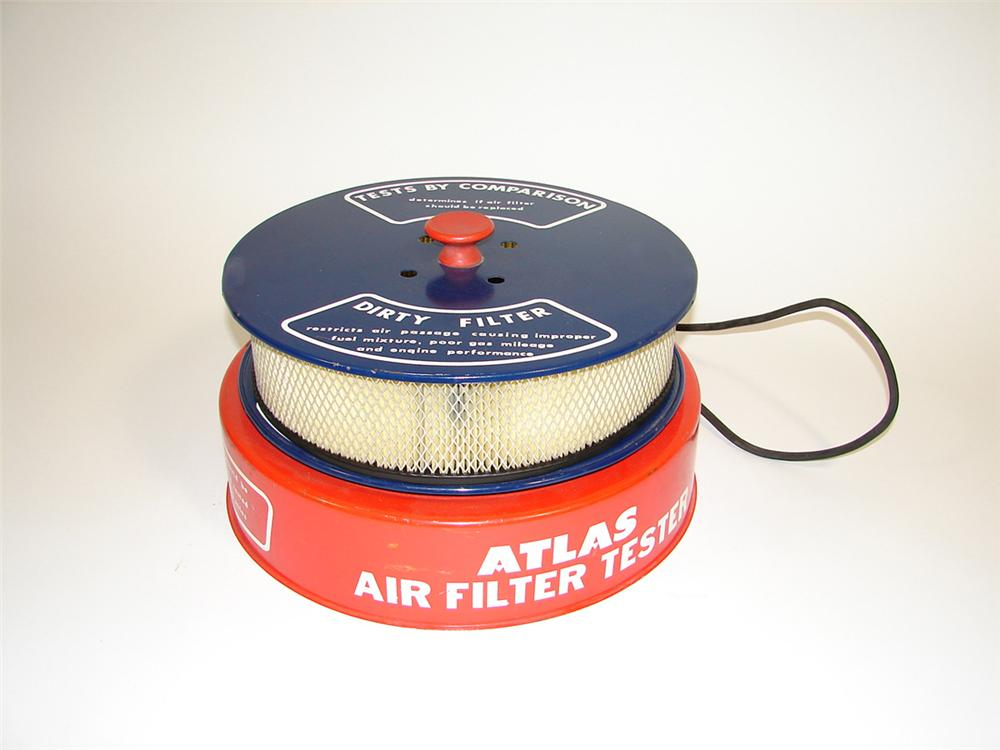 1950s Standard Atlas service station Air Filter Tester. - Front 3/4 - 82315