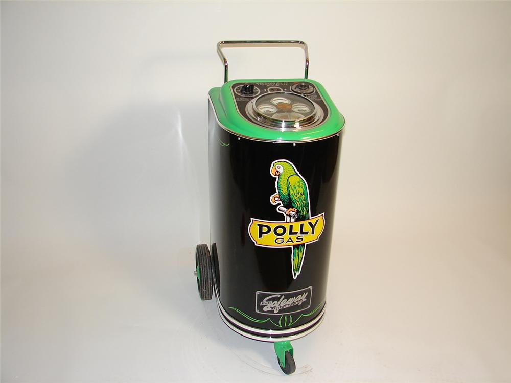 Fantasic 1930s-40s B&G Safeway Polly Service Station battery charger. Exquisite aesthetic restoration to highest standards. - Front 3/4 - 89462