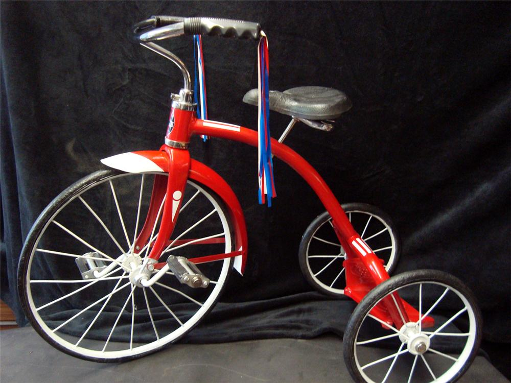 1940s Taylor Childs Tri-Cycle restored using all original parts. - Front 3/4 - 93958