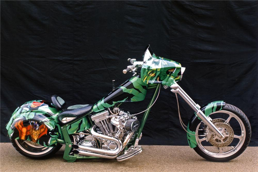 2006 SPECIAL CONSTRUCTION CUSTOM CHOPPER - Side Profile - 100394