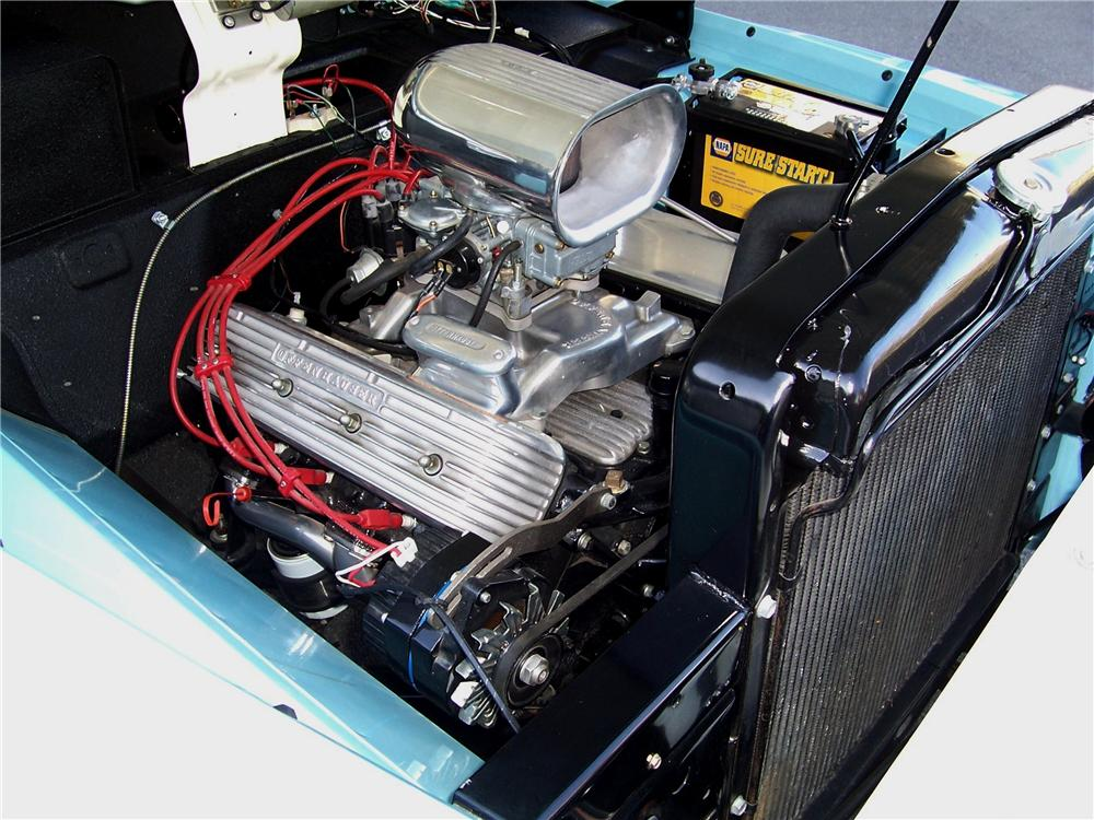 1958 STUDEBAKER TRANSTAR PICKUP - Engine - 101617