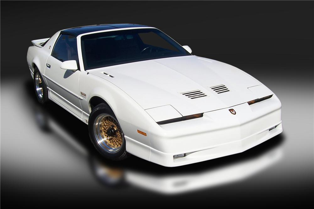 1989 Pontiac Trans Am 20th Anniversary Edition Coupe