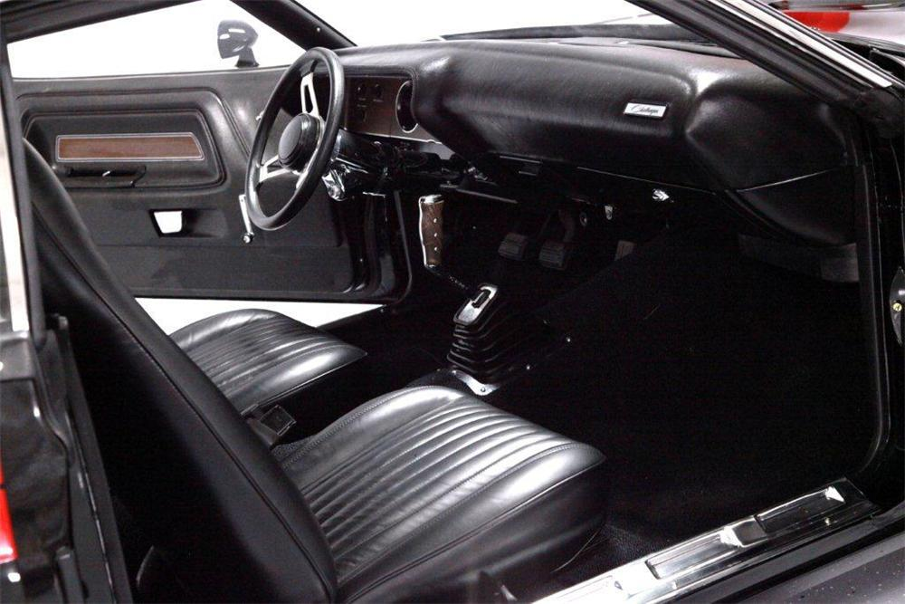 1973 DODGE CHALLENGER 2 DOOR CUSTOM COUPE - Interior - 101640