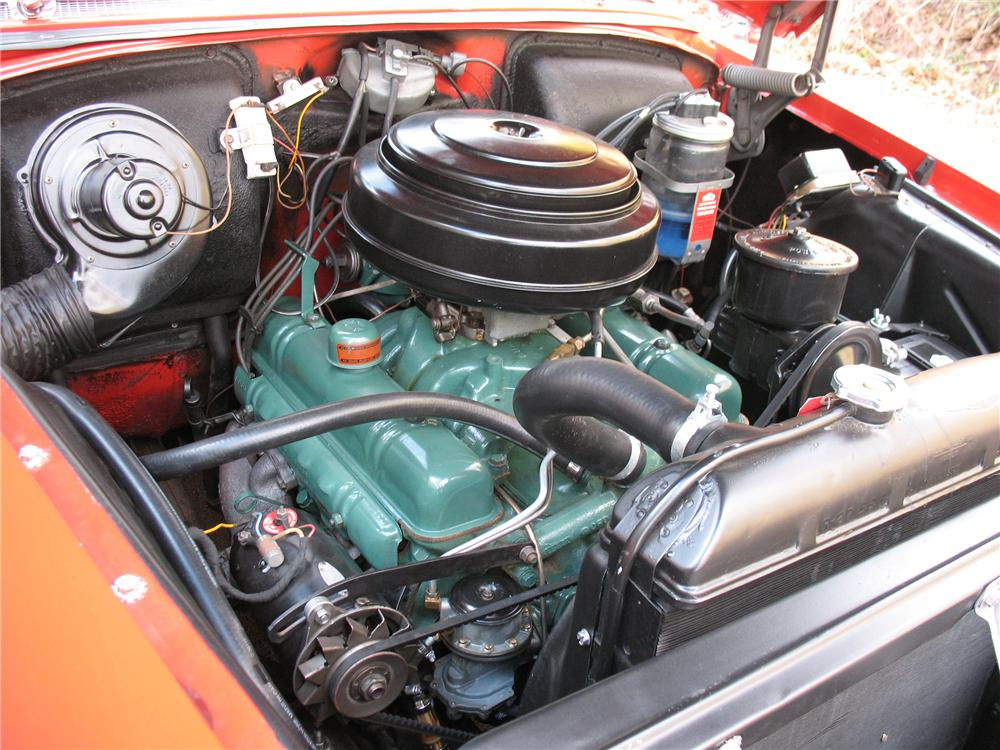 1956 BUICK SPECIAL CONVERTIBLE - Engine - 101676