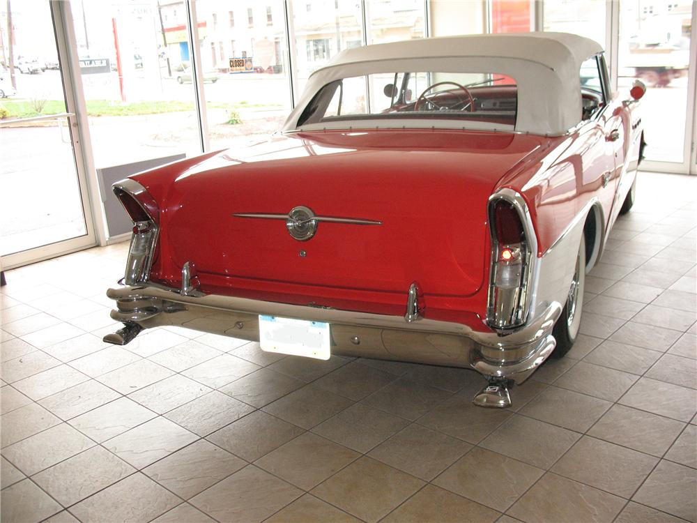 1956 BUICK SPECIAL CONVERTIBLE - Rear 3/4 - 101676