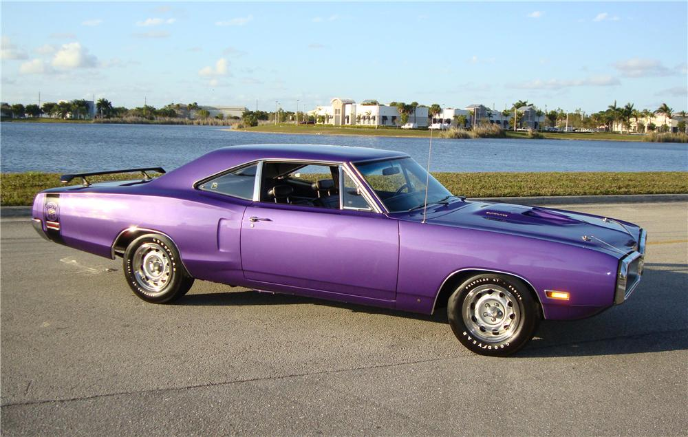 1970 DODGE SUPER BEE 2 DOOR COUPE - Front 3/4 - 101682