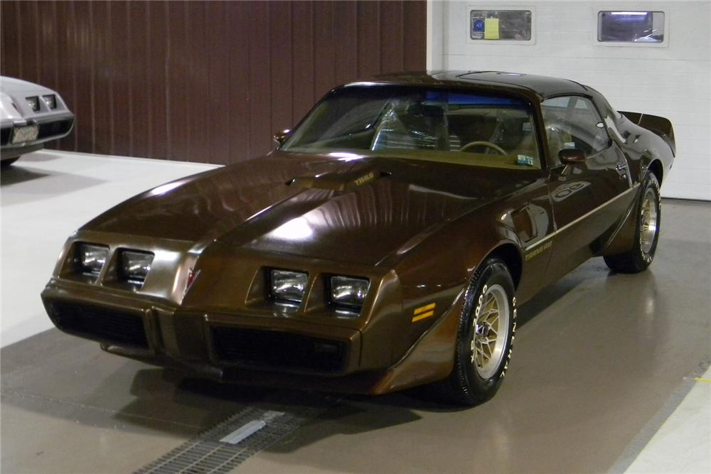 1979 PONTIAC FIREBIRD TRANS AM 2 DOOR COUPE - Front 3/4 - 101698