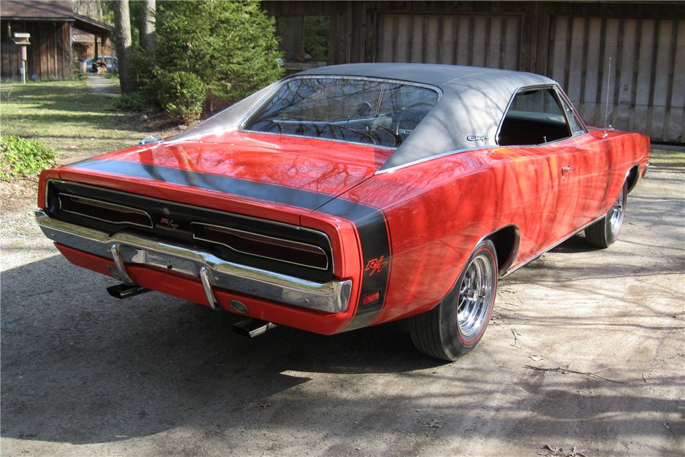 1969 DODGE CHARGER CUSTOM 2 DOOR HARDTOP - 101701