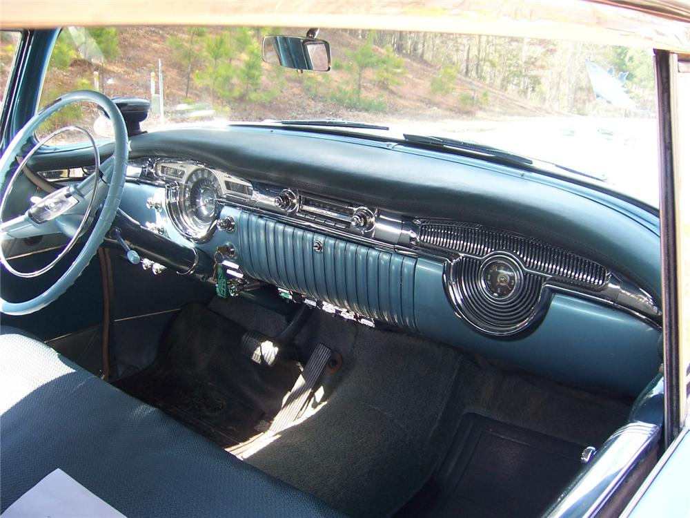 1954 Oldsmobile Holiday 98 2 Door Coupe 101707