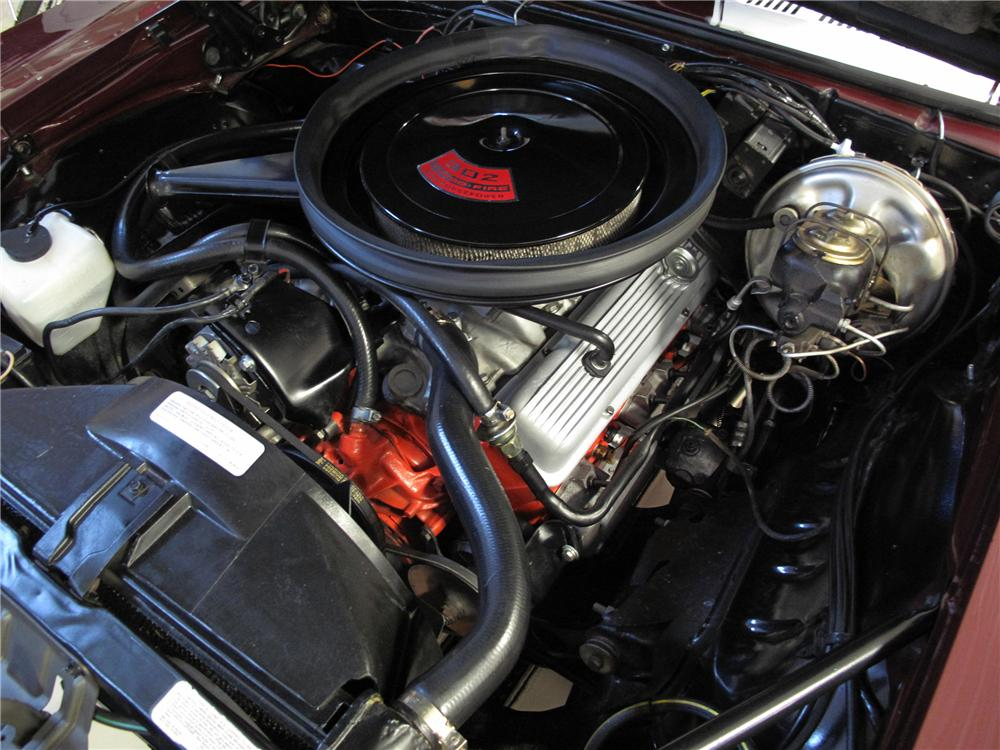 1969 CHEVROLET CAMARO Z/28 RS COUPE - Engine - 101716
