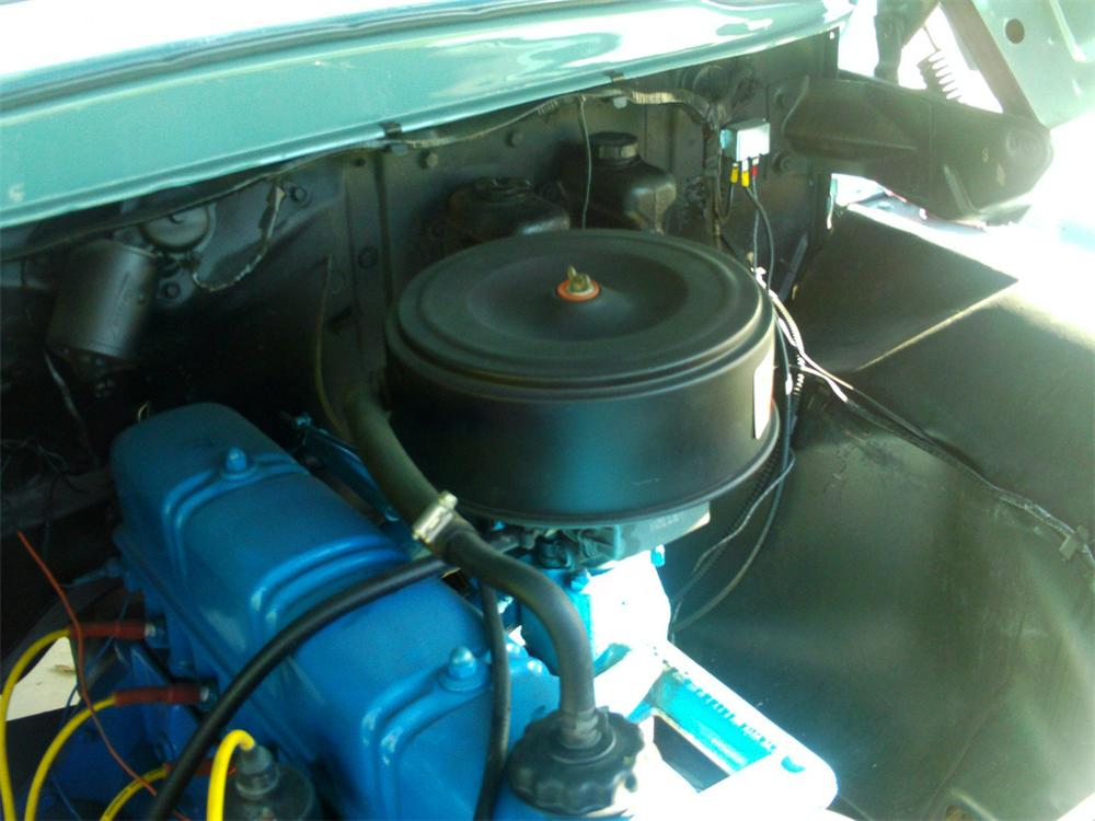 1957 FORD F-100 PICKUP - Engine - 101721