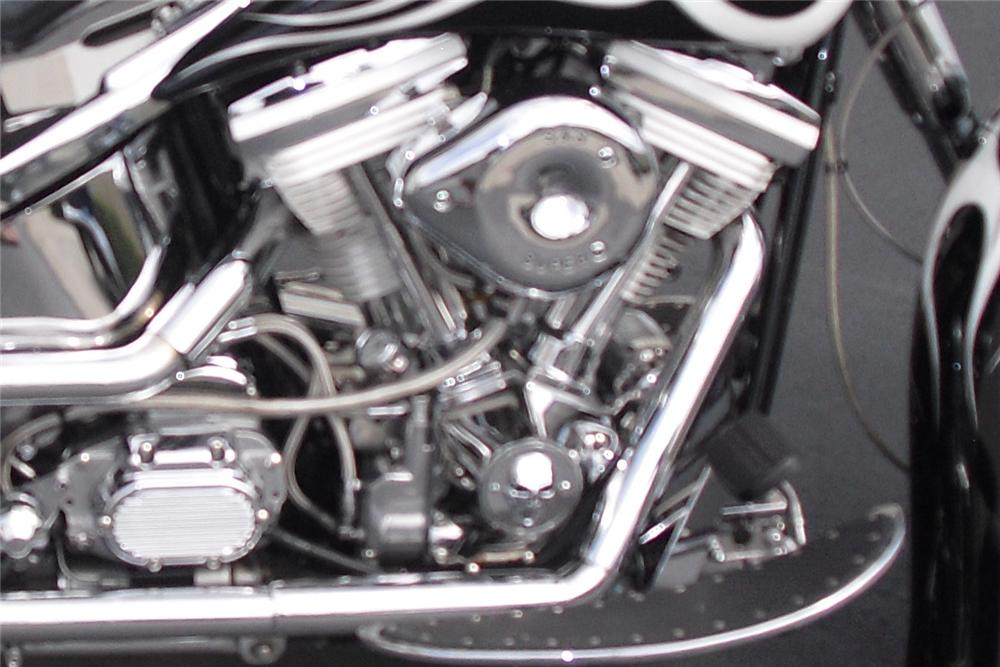 1993 HARLEY-DAVIDSON SOFTAIL CUSTOM MOTORCYCLE - Engine - 101724