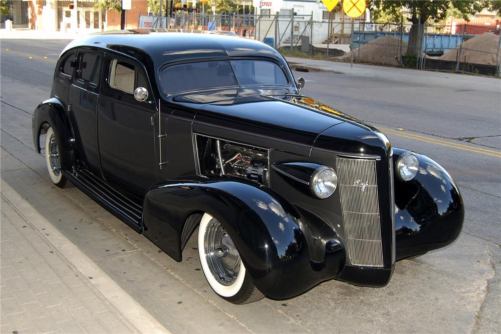 1937 buick series 60 custom 4 door sedan 101759