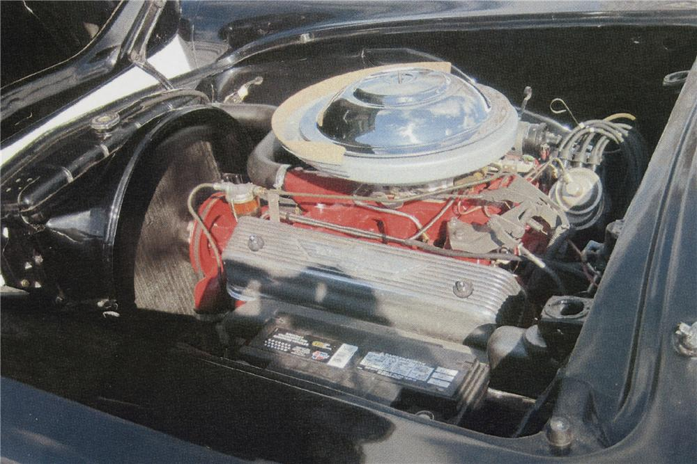 1956 FORD THUNDERBIRD CONVERTIBLE - Engine - 101760