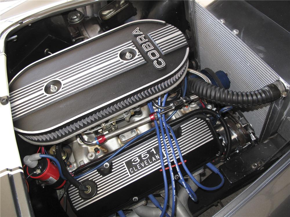 1965 SHELBY COBRA REPLICA  - Engine - 101769