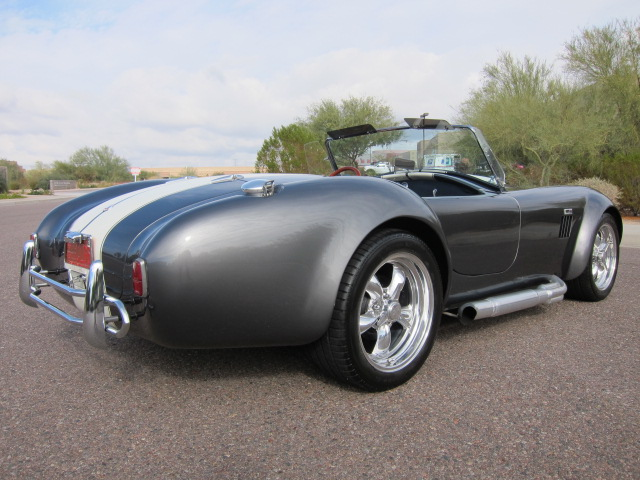 1965 SHELBY COBRA REPLICA  - Rear 3/4 - 101769