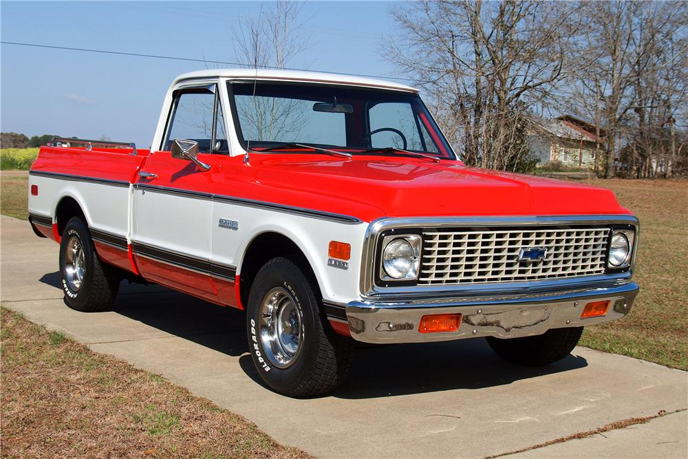 1971 chevy truck lookup beforebuying 70 Chevy C20 1971 chevrolet 1500 pickup 101782