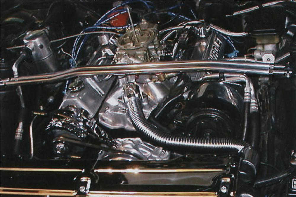 1985 PONTIAC FIREBIRD TRANS AM CUSTOM COUPE - Engine - 101790