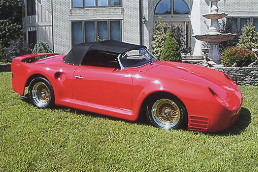 2006 CUSTOM KIT CAR - Front 3/4 - 101965