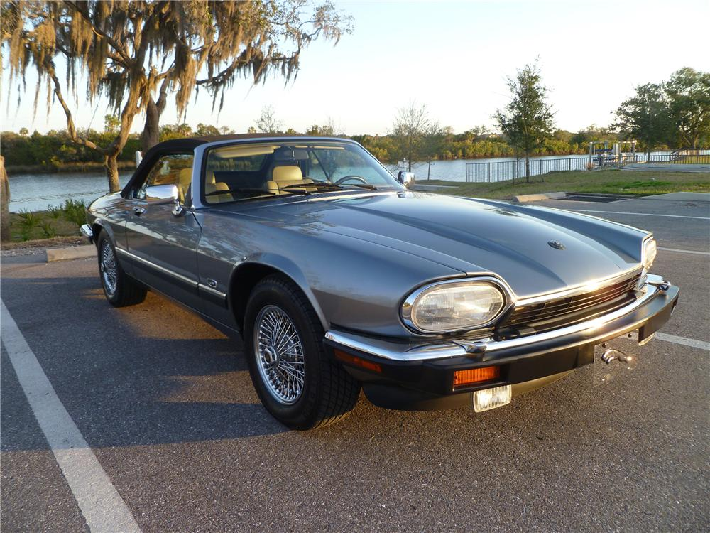 1992 jaguar xjs convertible 101978. Black Bedroom Furniture Sets. Home Design Ideas
