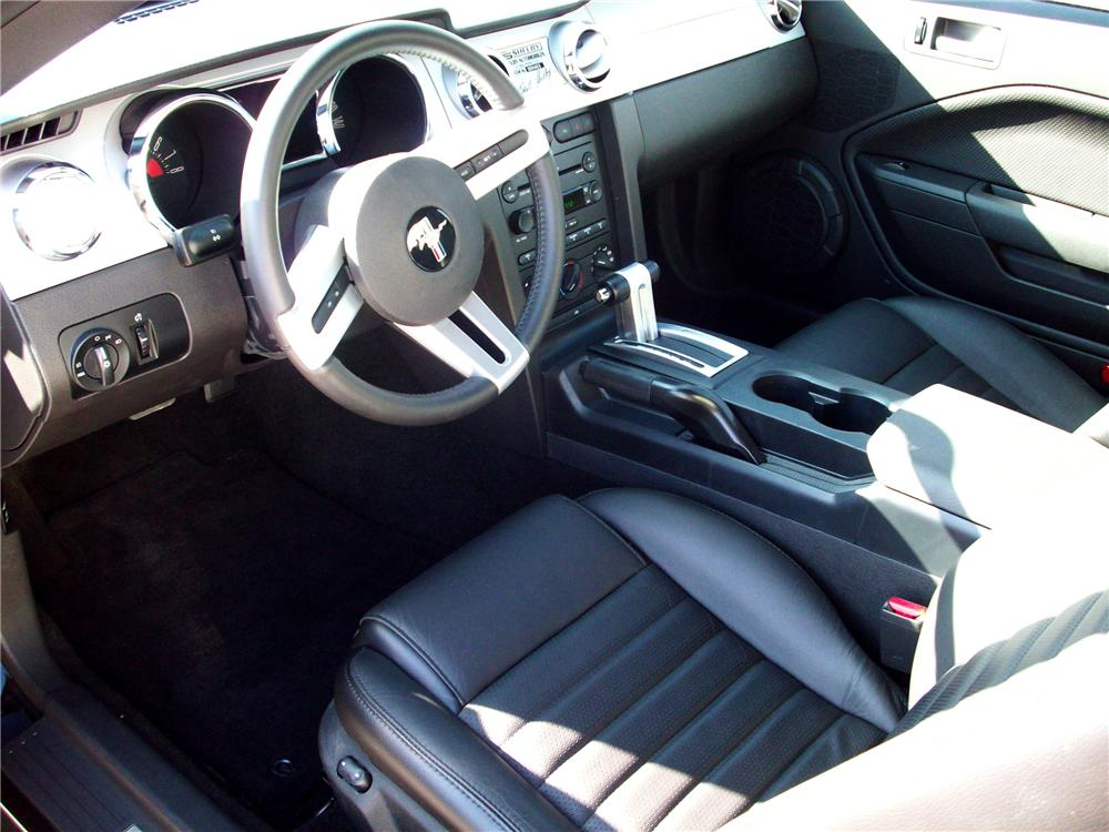 2006 FORD SHELBY GT-H 2 DOOR COUPE - Interior - 101986
