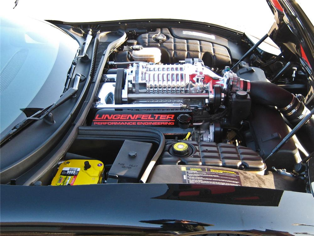 2002 CHEVROLET CORVETTE Z06 COUPE - Engine - 102040